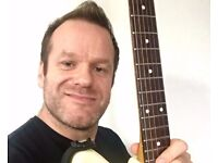 Make those learning to play guitar dreams come true! Adult beginner/improver specialist here to help