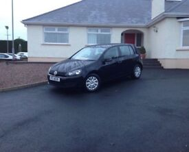 2011 Volkswagen Golf 1.6 TDI S 5dr Only £30 road tax