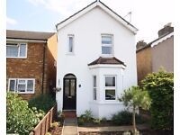 THREE BEDROOM DETACHED HOUSE IN ASHFORD near to stanwell staines feltham heathrow airport sunbury
