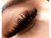 Semi permanent eyelash extensions treatments birmingham and solihull