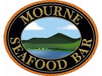 Chefs of all grades required for immediate start at Mourne seafood bar Dundrum