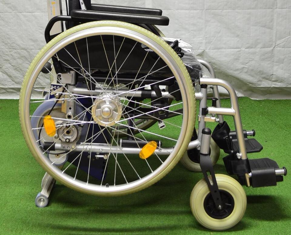 Treppensteiger Scalamobil S27+Rollstuhl 42/44 cm 2  Jahr Garantie in Ravensburg