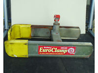 Bulldog Euro Wheel Clamp