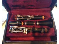 Buffet E13 Bb Clarinet with Selmer C85-120 Mouthpiece (Fully Serviced)