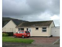 Self Catering Holiday Bungalow in Fairbourne, Gwynedd, Wales to rent Aug 13th - 20th £650