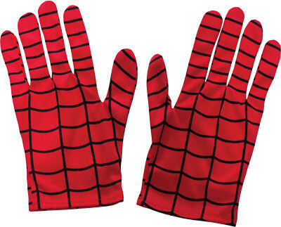 Adult Spiderman GLOVES Marvel Universe Spiderman Gloves