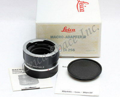*Mint* Leica Macro Adapter R 14256 Boxed