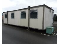 Used large Portacabin with 3 rooms