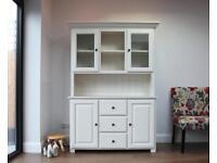 Kitchen dresser hardwood timber contemporary classic