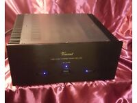 Vincent Audio SP-331MK Hybrid Stereo Power Amplifier Tube/Solidstate