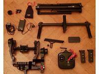 DJI Ronin Full Size + Extension Arms + Extra Battery + Tripod Mount Gimbal Stabiliser Gimble