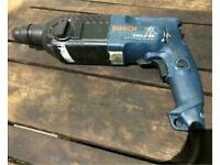Drill BOSCH GBH 2 SR 620W Hammer SDS Drill 110V Great condition Ready for work
