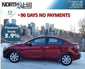 2011 Mazda 3 Perfect Shape!! 90 Days No Payments!