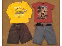 Boys Clothes bundle (Age 5-6 Years) - 3 of the Items (Age 6-7 Years)