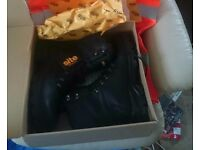 New Work boots size 10