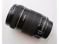 Canon 18-135mm Lens (RRP £379)