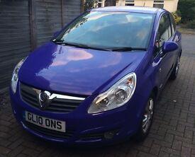 Vauxhall Corsa 1.2L Energy 2010