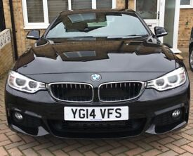 2014 (14) BMW 420d M Sport Coupe (Professional Nav)