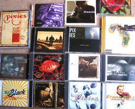 Pixies - 12 CD & 2 DVD. Complete Collection. Rock. Indie.