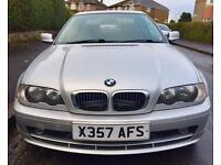 BMW 318ci 2001 (Must go this week)