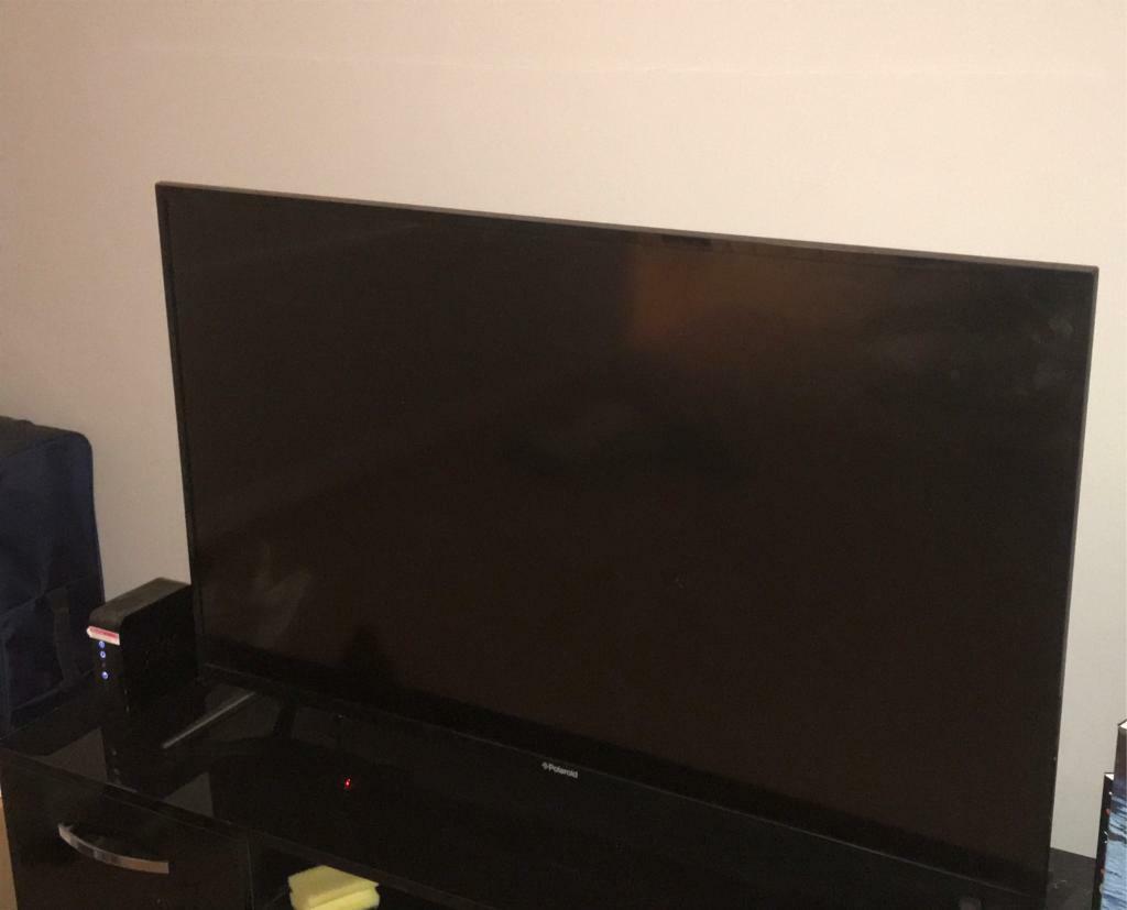 49'' Polaroid full HD LED TV | in Kirkcaldy, Fife | Gumtree