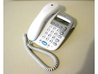BT Decor 1200 Corded, Amplified Telephone