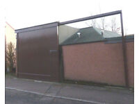 Workshop/Storage Space to Let in Residential Area