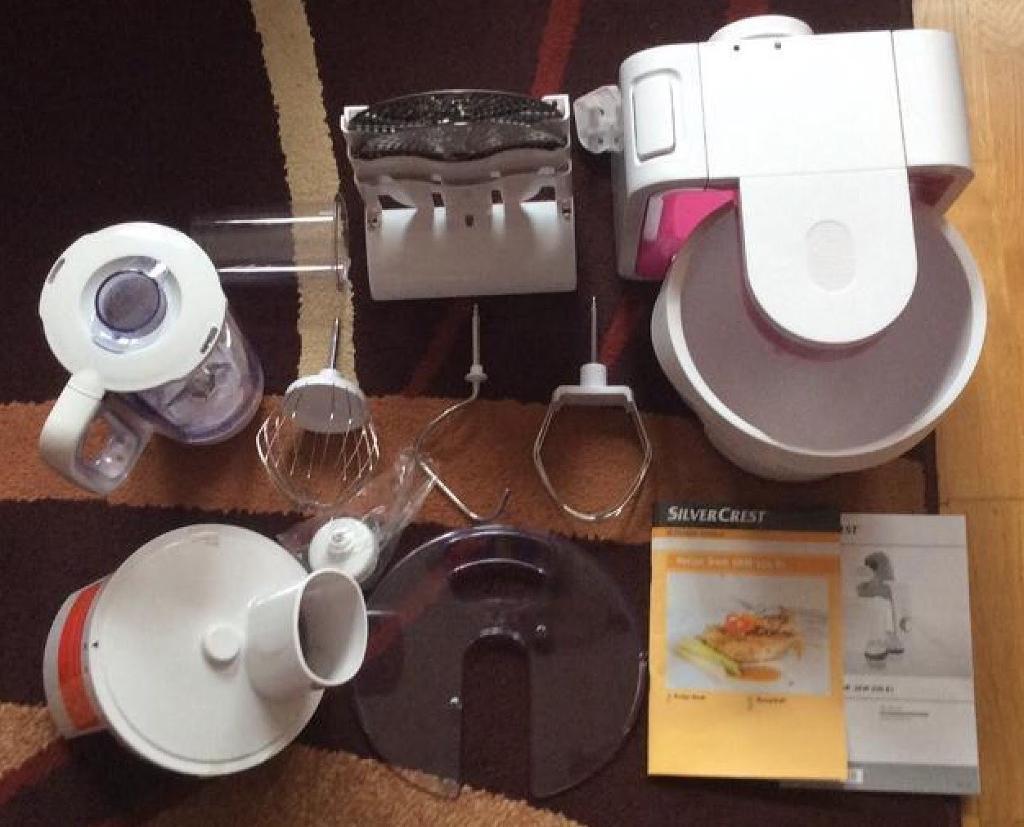 Silver crest food processor | kitchen tool