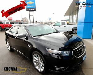 2016 Ford Taurus Limited, Moonroof, Leather, PWR Seats