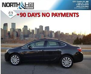 2013 Buick Verano Leather, Moonroof, Remote starter!!