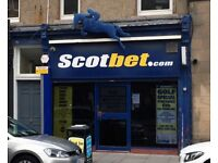 *NEW* Retail Unit in Dalry for Rent