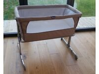 Chicco Next2Me bedside crib (better than Moses basket!)