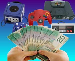 Buying All Video Games - Top Dollar Paid $$$