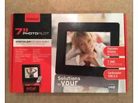 **Intenso** Photo Pilot 7 inch Photo Frame- brand new