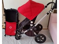 Latest model Bugaboo bugaboo cameleon 3 with maxi cosi adapters