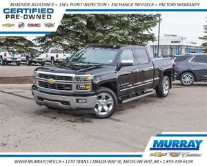 2014 Chevrolet Silverado 1500 LTZ *Leather *NAV *Heated/Cooled S