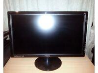BenQ 24in Widescreen 1920x1080p HDMI Full HD LED Monitor
