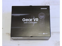 NEW SEALED Gear VR with controller Samsung S8 S8+S7 S7 edge Note 5 S6 edge + S6 S6 edge