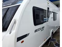 2013 Sterling Eccles Sport 554 (Fixed Bed, End Washroom)