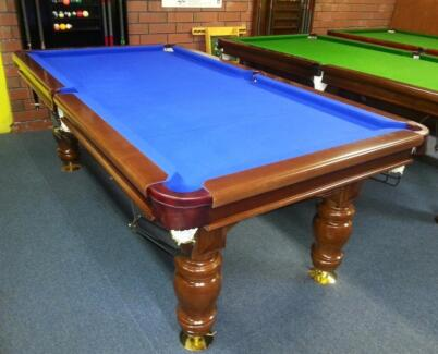 Pool table Billiard table Top Quality ITALIAN SLATE Gepps Cross Port Adelaide Area Preview