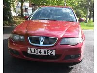 Rover 45 2.0 iDT turbo diesel. Heated seats, climate control, reverse sensors, towbar etc