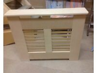 Brand new unpainted radiator cover,excellent quality and design