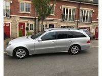 Mercedes S211 E Class Avantgarde
