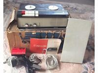 Vintage PHILIPS EL-3552 Tape Recorder