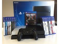 PS4 (PlayStation 4) 500GB