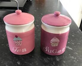 NEXT Tea & Sugar pots