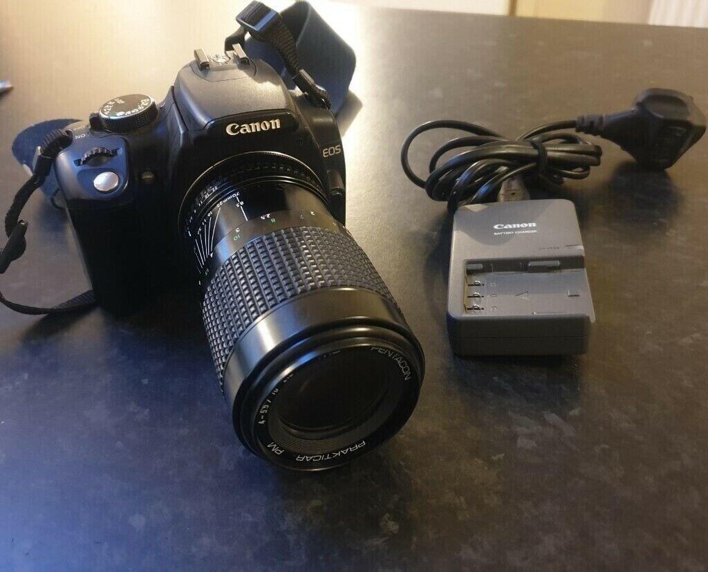 Canon EOS 350D Digital SLR Camera | in Haydock, Merseyside | Gumtree