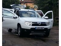 £6200 Dacia Duster Laureate,Top Of The Range FULL SERVICE HISTORY WITH MAIN DEALER