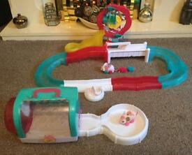 2x little live pets lil mouse playsets