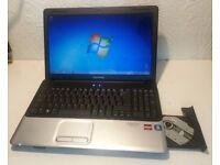 Hp compact in excellent condition big screen 15.6 office 2013